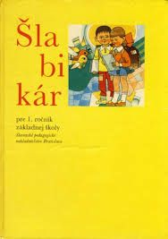 Šlabikár - the very first book you get in grade to learn how to read and write Slovak Learn To Read, Childhood Memories, Nostalgia, European Countries, Writing, Retro, Czech Republic, Learning, Books