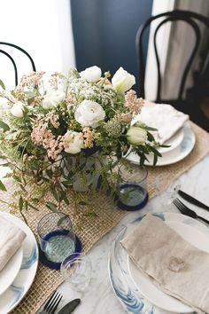 spring tabletop!