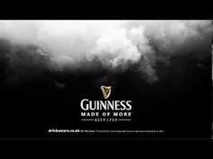Guinness Surge 2013. The Surge: Created Like No Other | New Advert (+pla...
