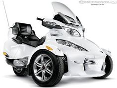 can am spyder ~ AWESOME!