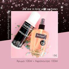 ✨𝑾𝒆 𝒂𝒓𝒆 𝒊𝒏 𝒍𝒐𝒗𝒆 𝒘𝒊𝒕𝒉 𝒑𝒆𝒓𝒇𝒖𝒎𝒆𝒔✨ Άρωμα 100ml + Αρωματισμένο Αφρόλουτρο 100ml 👉 18€ Βρες το δικό σου άρωμα μέσα από την μεγάλη συλλογή της Boutique Αρωμάτων & Καλλυντικών!!! #boutiqueshopgr #boutiqueshop #eshop #shoponline #άρωμα #αρώματα #perfume #perfumes #superdeal #superplus Boutique