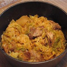 La ricetta di oggi: la cassoeula