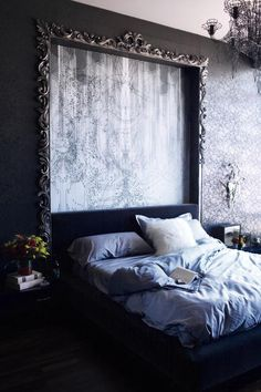 Get Baroque and gothic glam decor ideas for your home that you'll love well beyond Halloween.