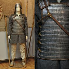 "Photos from the exhibition ""The Vikings and bolts: North Saga,"" which opened in Minsk on 02.10.2015 in the Museum of the First Congress of the RSDLP."