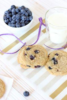 >Blueberry Cookies | Butter Baking