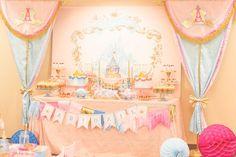 Princess Party Printables INSTANT DOWNLOAD by Itsy Belle