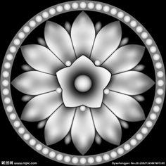 点击查看大预览图 Geometric Art, Grayscale Image, Design, Alpha Art, Greek Pattern, Zbrush, Greyscale, Pop Art Wallpaper, Carving Designs