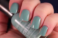 Sally Hansen Xtreme Wear Colors that Soar: Cuteapillar