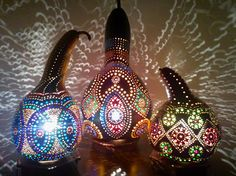 lamparas de calabazas - Buscar con Google