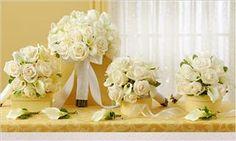 St. Augustine Wedding flower package