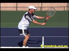 Pro Tennis Lessons - James Jensen - volley - http://sportsproductmart.com/pro-tennis-lessons-james-jensen-volley/