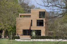 3. Preis: Haus in Reinbek, Wacker Zeiger Architekten, Foto: Johannes Hünig