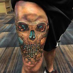 Rember Orellana tattoo
