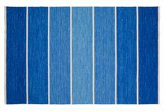 Nord Rug, Blue on OneKingsLane.com
