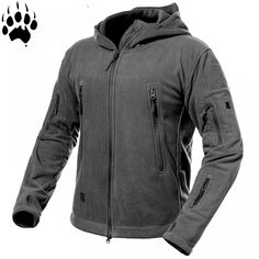 The Hoodie is the perfect choice as an everyday jacket or as a comfortable choice for relaxing around the camp fire after a day out exploring. Fleece Hoodie, Fleece Jackets, Tactical Jacket, Types Of Jackets, Jacket Style, Jacket Men, Military Jacket, Hoodies, Warm