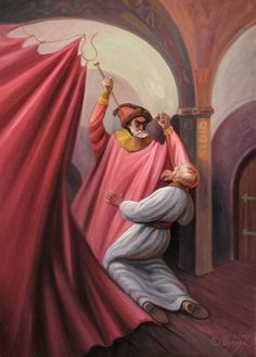 Stare at Oleg Shuplyak's painting, you may find one more illusion element that is hiding inside! Shared Stunning Illusion Paintings by Oleg Shuplyak here. Optical Illusion Paintings, Optical Illusions Pictures, Funny Illusions, Illusion Pictures, Art Optical, Image Illusion, Illusion Art, One Photo, Image Halloween