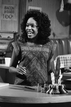 Actress Tina Andrews appeared on the soap opera Days of Our Lives from 1975 to 1977.