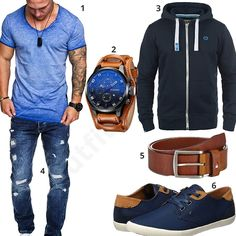 Boxfresh Sneaker, destroyed Jeans und Solid Hoodie (m0527) #herrenoutfit #ootd #männer #herren #outfit2017 #outfit #style #fashion #menswear #mensfashion #inspiration #shirt #cloth #clothing #styling #sneaker #menstyle #inspiration