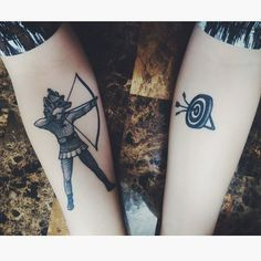 Disney Robin Hood Tattoo. That's right, pinning myself. It deserves to be seen.