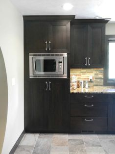 a built in microwave cabinet is a must in every home they free up rh pinterest com Microwave in Kitchen Pull Out Cabinet Pop Out Kitchen Cabinets