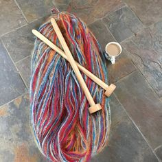 Multi Yarn Artyarn Wool Mohair Bulky Yarn by LittleLancashire Weaving, Wool, Knitting, Crochet, Style, Closure Weave, Chrochet, Swag, Tricot