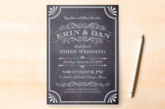 Tips on Designing Your Own Wedding Invitations. {ahandcraftedwedding.com} #DIY #invitations