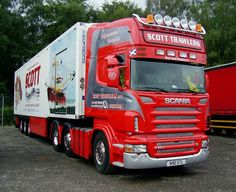 Scania .R -  TRUCK