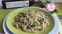 Linguine con piselli e ragù bianco di tacchino (341 calorie) | LeRicetteSuperLightDiGiovi