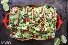Super Easy Taco Bake {Beard and Bonnet} #glutenfree