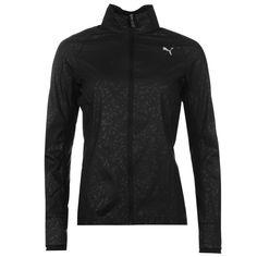 Puma | Puma Graphic Jacket Ladies | Ladies Running Jackets