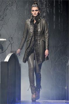 Sfilata Philipp Plein Milano - Collezioni Autunno Inverno 2013-14 - Vogue