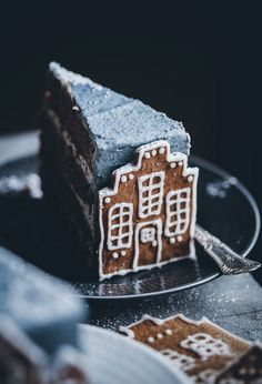 ... gingerbread vill
