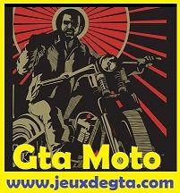 Gta En Moto 3D ici en ligne...