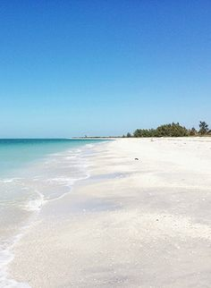 Travel Inspiration | North Captiva Beach, Florida.