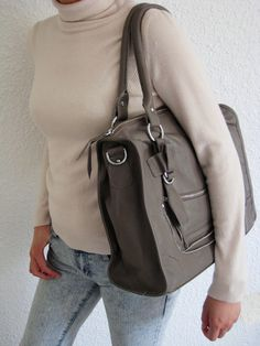 another leather laptop bag... maybe I should get the laptop first...