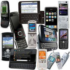 como han avanzado los celulares desde las panaelas hasta los bn delgados