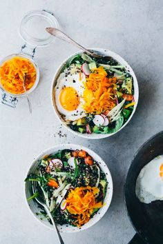 PINSPIRATION : Mouthwatering Healthy Buddha Bowl Recipes That You Must Introduce Into Your Weekly Menu | The Hippie Bowl