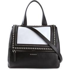Givenchy medium 'Pandora' tote (£1,785) ❤ liked on Polyvore