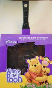 Amazon.com: Winnie The Pooh Pancake Pan: Home & Kitchen
