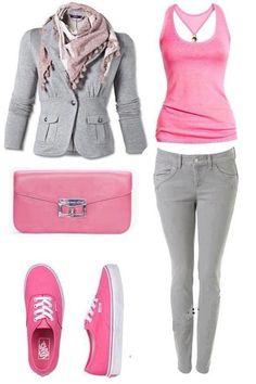 Ideas para combinar ropa.