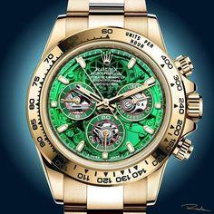 New $2-million Rolex Daytona...WTF?!? Follow if you love watches! #finemen'swatches