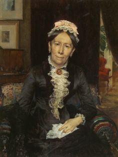 Albert Edelfelt - Therese Schiefner
