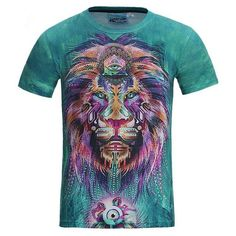 Mr.1991INC New Fashion Men/women 3d t-shirt print forest double snow wolf summer tees shirt tops tees plus size t-shirt