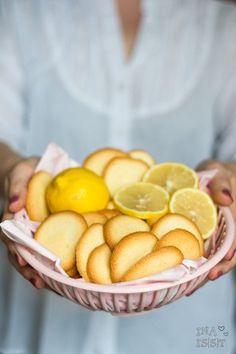 Feine Azora Zitronenkekse Feingebäck Zitronen-Kekse (Butter Brownies Desserts)