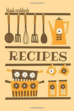 72 Best Blank Recipe Book Images On Pinterest