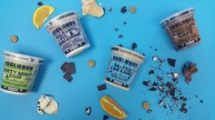 Coolhaus Ice Cream Redesign — The Dieline - Branding & Packaging