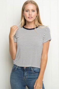 f441f475c608e Short Sleeves - Tops - Clothing