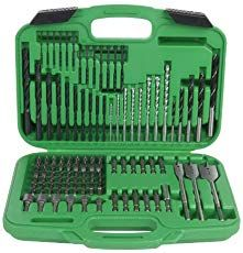 12 Pièce Extension perceuse tous Drill Bit Set As seen On TV-Adaptateur SDS Incluses