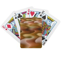 Fancy Art Styles Bicycle Poker Cards