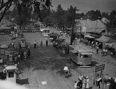 Cuyahoga County Fair  Midway